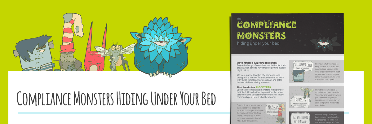 Download the Compliance Monster Poster